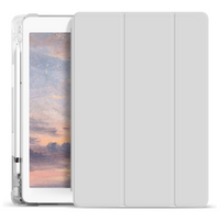 Transparent Pencil Holder Case for Apple iPad Mini 5