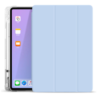 2020 New Shockproof transparent Pencil Case for ipad Air4 10.9