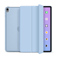 2020 New Trifold Microfiber Tablet Case Cover For iPad Air4 10.9 Case