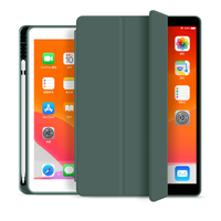 2020 New Soft TPU Back For ipad Pro 10.5 Air 3 10.5 Case with Pencil Holder