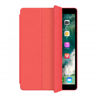 Slim/Lightweight Design Tri Fold PC TPU Back Cover Case for ipad mini123