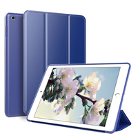 High quality 9.7 inch Intelligent Sleep Wake Shockproof cover For iPad Air1