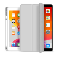 Tablet Smart Cover Pencil Holder Case for Apple iPad 5/6th Generation