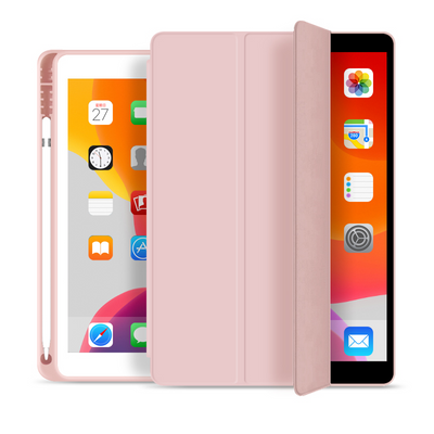Lightweight Fashionable Design Cover With Pencil Holder For iPad Pro/Air3 10.5