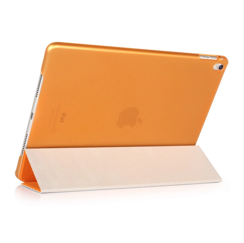 Flexible Tri-Fold Hard PC Tablet Case for iPad Pro 10.5 Inch Case