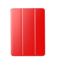 High quality Tri-Fold Hard PC Back Cover Case for ipad mini 4